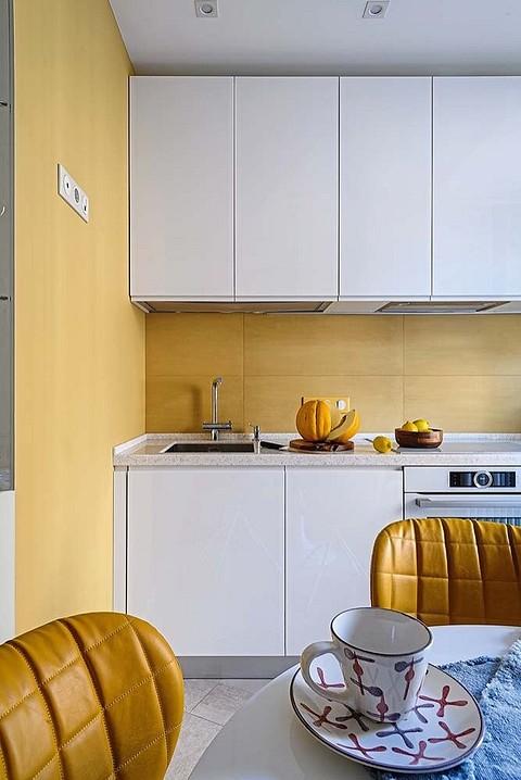 Кухня получилась визуально лё&#...