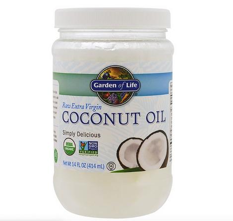 Цельное кокосовое масло первого отжима
