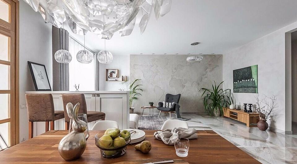 7 отделочных материалов, которые заменят декор на стенах