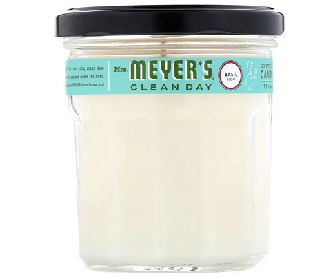 Ароматическая свеча Mrs. Meyer's clean day