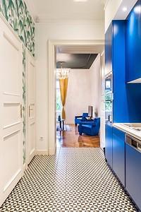 Выбираем обои для кухни: материалы, цвета и удачные сочетания