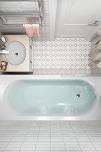 Сантехника и мебель для маленькой ванной: полезный гид по выбору