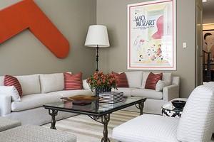 Интерьер гостиной в современном стиле (85 фото)