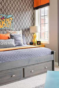 Оформляем дизайн комнаты для подростка (78 фото)