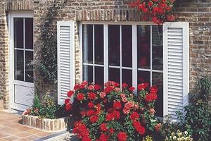 Что такое глухие окна и в чем их преимущества