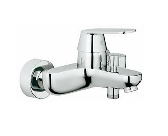 Однорычажный смеситель для ванны с душем Grohe Eurosmart