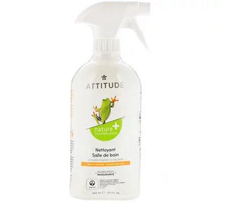 Средство для уборки ванной комнаты Attitude