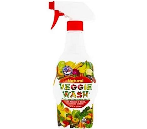 Средство для мытья овощей и фруктов Veggie Wash