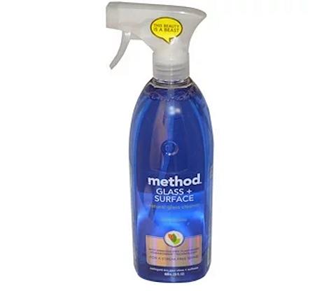 Средство для мытья окон Method