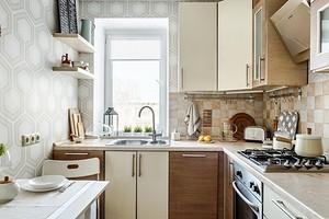 Ремонт кухни в хрущевке: варианты дизайна и 58 фото для вдохновения