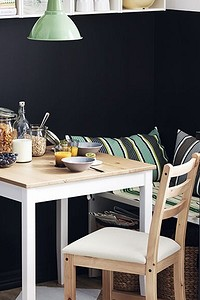 7 советов для организации обеденной зоны на маленькой кухне