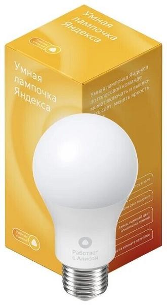 Умная лампочка Яндекса