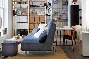 Как расставить мебель в маленькой квартире: 5 универсальных схем
