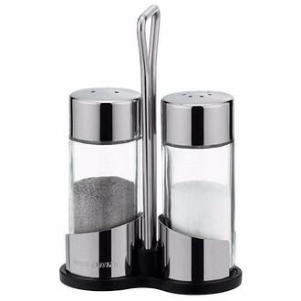 Tescoma Набор емкостей для соли и перца на подставке Club