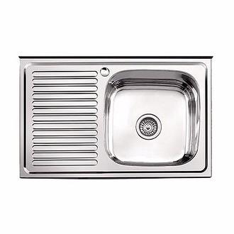 Накладная кухонная мойка SinkLight