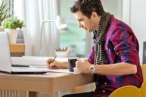 Как организовать освещение рабочего места: советы и обзор светильников (ИКЕА и не только)