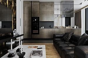 Ультрасовременные апартаменты для бизнесмена в «Москва-Сити»