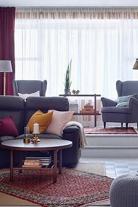 От выбора мебели до освещения: оформляем интерьер гостиной с помощью ИКЕА