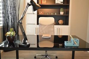 5 новых идей для обустройства домашнего офиса