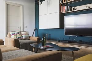 Как обустроить домашний кинотеатр в маленькой квартире: 4 важных шага