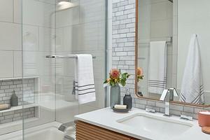 5 советов, которые помогут оформить дизайн ванной комнаты площадью 3 кв. м