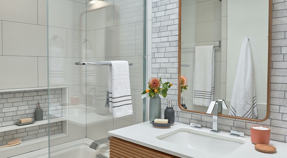 Лучшие идеи дизайна ванной комнаты