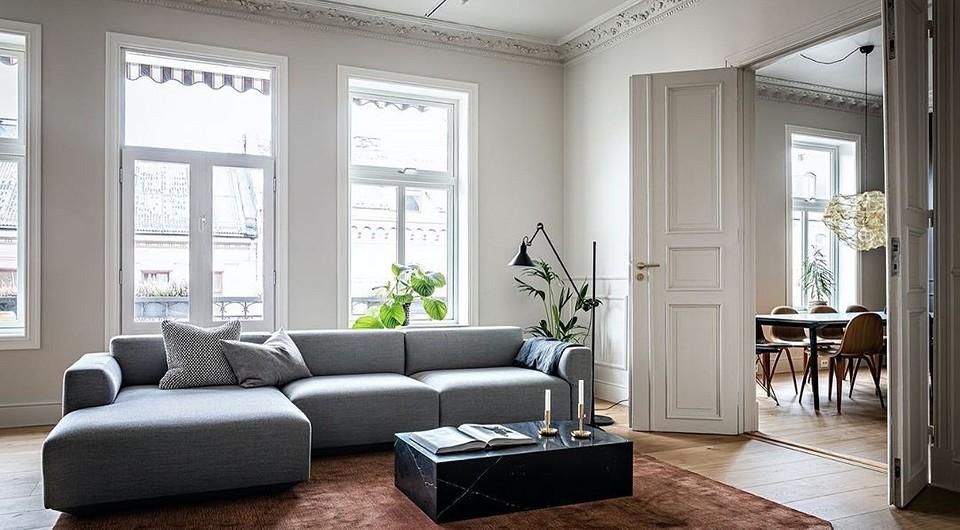 Подсмотрели во французских квартирах: 5 красивых и функциональных идей для вашего интерьера