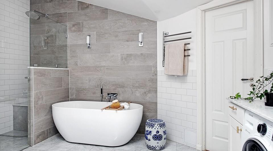 6 модных и актуальных трендов в дизайне ванной комнаты в 2021 году