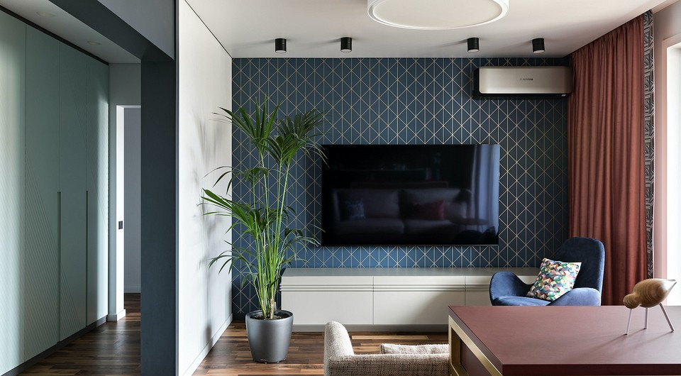 Интерьер квартиры в панельном доме в Минске