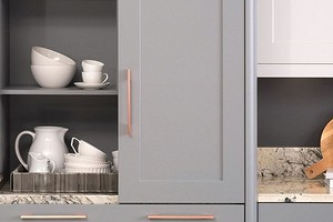 6 удобных способов хранения посуды на кухне