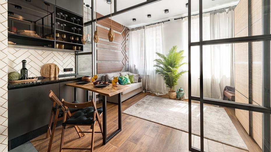 Маленькие комнаты - cover