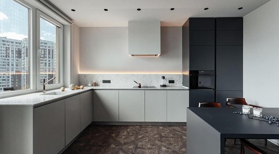 6 способов разнообразить интерьер белой кухни (если он вам кажется слишком скучным)