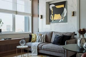 7 квартир для сдачи в аренду, которые оформили дизайнеры (вы бы точно захотели здесь жить)