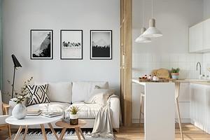 5 ошибок в оформлении маленькой квартиры-студии, которые совершает большинство владельцев