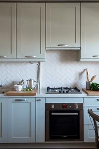 8 правил в дизайне длинной узкой кухни