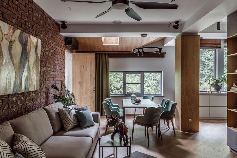 Уютные апартаменты с двумя спальнями в Эсто-Садке