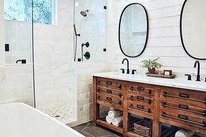 5 решений в интерьере ванной, которые обойдутся дороже всего (откажитесь, если хотите сэкономить)