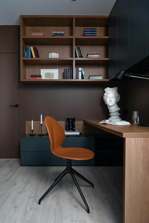 В кабинете спроектирована сис&#...