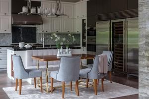 50 фото дизайна квадратной кухни разной площади