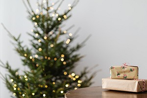 Если нет времени украшать дом: 7 очень быстрых способов создать праздничное настроение
