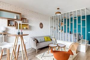 7 способов изолироваться в квартире-студии