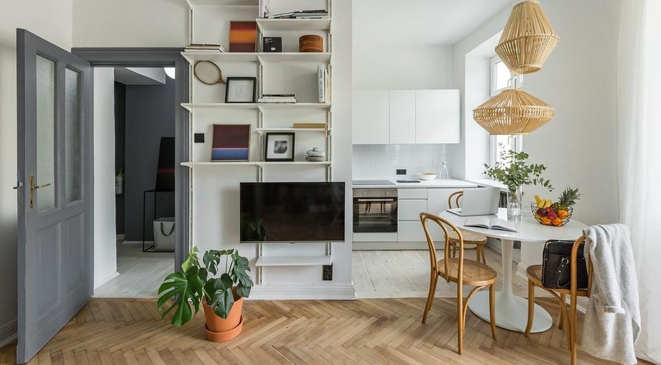 Где оформить зону отдыха, если нет места для гостиной: 6 вариантов