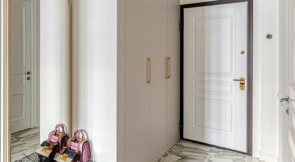 Как оформить красивый и функциональный дизайн прихожей площадью 4 кв. м