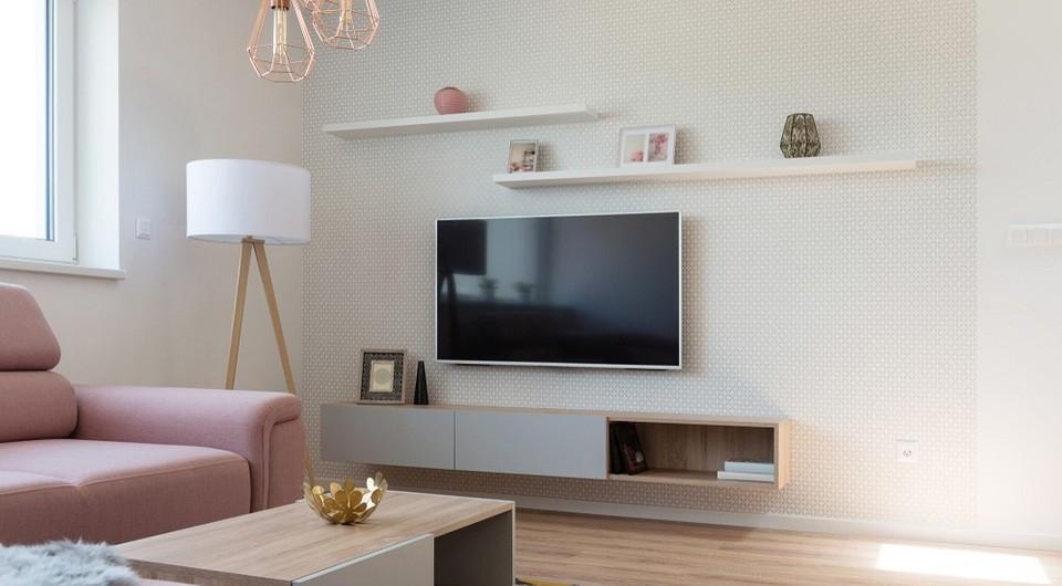 7 полезных и удобных идей для оформления маленькой гостиной