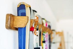 Где хранить коньки, лыжи и другие аксессуары для зимнего отдыха
