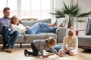 12 интерьерных приемов, которые точно не подойдут семье с детьми