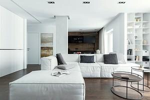 Актуальное направление: как оформить квартиру в стиле минимализм