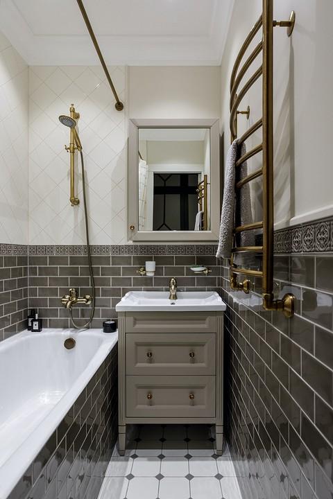 В маленькой ванной хранение пр&...