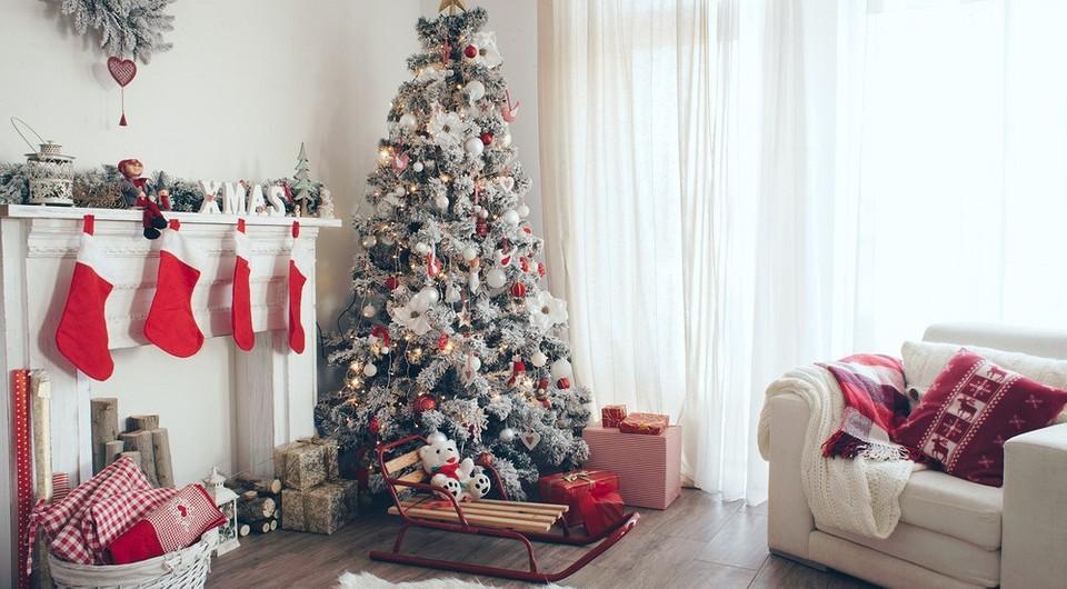 Как украсить елку на Новый год 2021: тренды и идеи