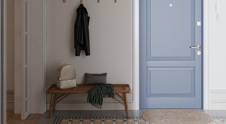Прихожая в современном стиле: элегантное и красивое решение для любой площади